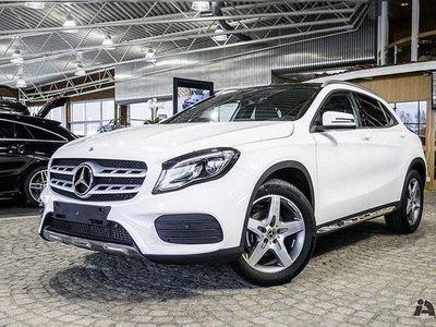 begagnad Mercedes GLA200 Aut // AMG Sky // DEMOBIL