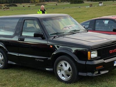 begagnad GMC Typhoon 4.3 Turbo V6 AWD
