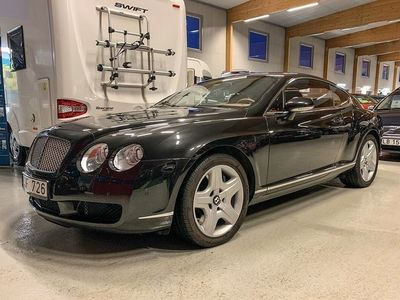 begagnad Bentley Continental GT 6.0 W12 Automat 4WD 56