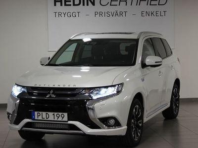 brugt Mitsubishi Outlander P-HEV Business 2.0 Hybrid 4WD 203hk