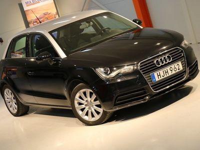 brugt Audi A1 1.2 TFSi endast 4900mil Svensk såld -14