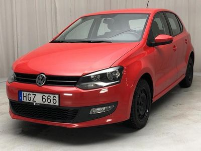 begagnad VW Polo 1.4 5dr