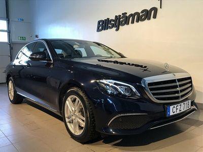 gebraucht Mercedes 220 E-KLASS4MATIC 9G-Tronic Euro 6 194hk