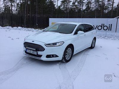 brugt Ford Mondeo 2.0 TDCi AWD Kombi (180hk)