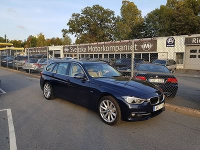 begagnad BMW 330 d 258hk | xDrive | Touring | AUT | Sport Line | Euro 6