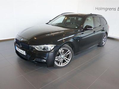 begagnad BMW 330 i Touring / M-Sport / Navigation