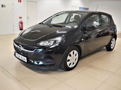 begagnad Opel Corsa 1.4 90hk 1Ägare Nyservad LEASEBAR