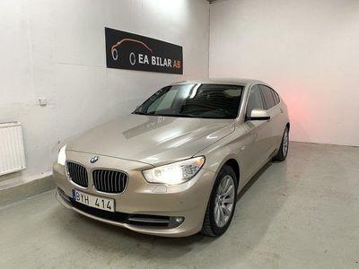 begagnad BMW 535 Gran Turismo d (380hk)/p-värm/aut/pdc/m-sport -11
