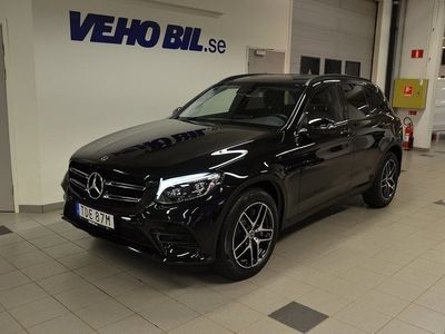 begagnad Mercedes GLC220 d 4Matic/Automat/Style Edition/Vinterpaket/Premiumpaket/Suv/
