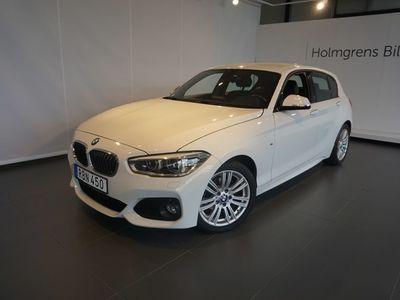 used BMW 116 d M-Sport / 17
