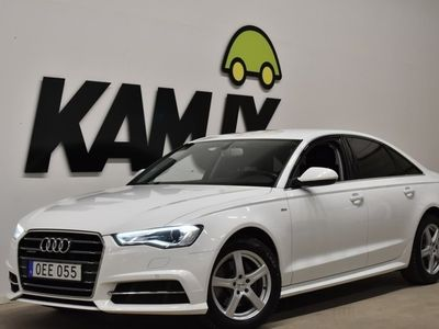 begagnad Audi A6 2.0 TDI quattro | Sport Edition | D-värm 190hk