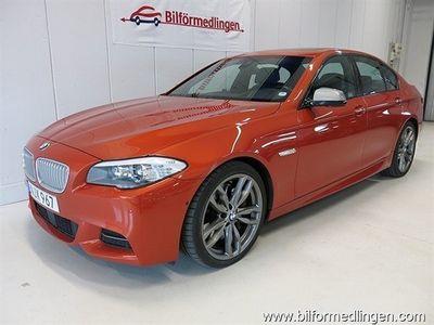 begagnad BMW M550 d xDrive F10 381hk M-Sport Aut. Skinn Svensksåld