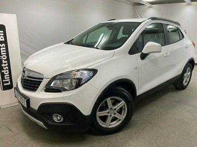 begagnad Opel Mokka 1.6 CDTI Euro 6 136hk / Vinterhjul /Takräcken