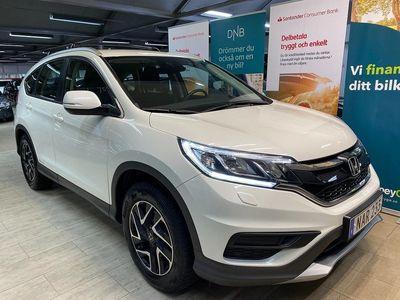 begagnad Honda CR-V 1.6 i-DTEC drag 2017, SUV Pris 179 900 kr