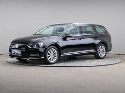 begagnad VW Passat SC TDI 190 DSG 4M GT Drag Värmare(fjärr)