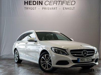 begagnad Mercedes C250 d 4MATIC // Bränslevärmare & Dragkrok //