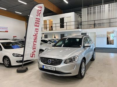 begagnad Volvo XC60 D4 AWD AUT Momentum, Classic Euro 6 190hk 0,99%RÄNTA