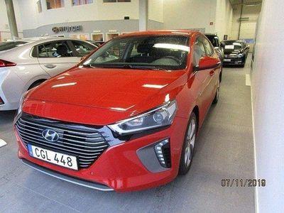 begagnad Hyundai Ioniq Hybrid 1.6 DCT Premium