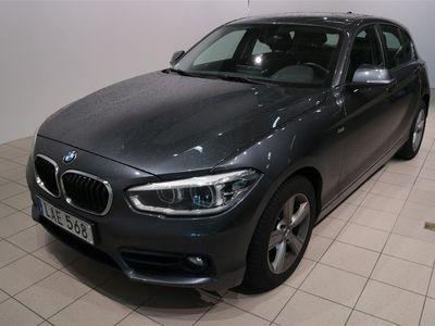 begagnad BMW 118 Sportline Navigation