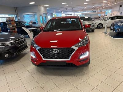 begagnad Hyundai Tucson 1.6 GDI Life- omg. leverans