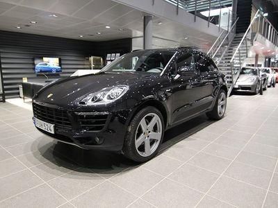 brugt Porsche Macan S Diesel Euro 6 Kombi