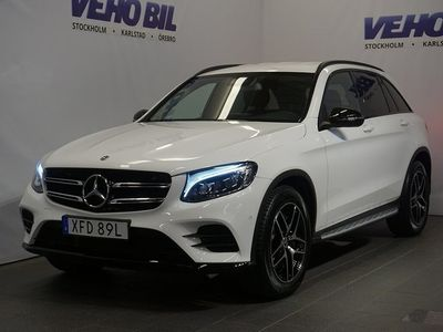 begagnad Mercedes 250 GLC-Klass4MATIC AUT-AMG STYLING-VÄRMARE