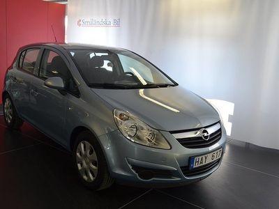 used Opel Corsa 5-dörrar 1.3 CDTI ecoFLEX 75hk Dragkrok