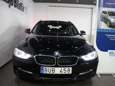 begagnad BMW 320 d Touring Automat *Drag* *Ränta 1,95% inkl Vinterdäck*