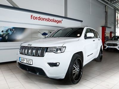begagnad Jeep Grand Cherokee Overland 3.0 CRD 250HK