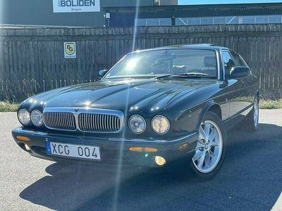 begagnad Jaguar XJ Sovereign 4.0 V8 Automat 284hk Max utrustad