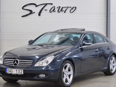 begagnad Mercedes 500 CLS Benz7G-Tronic 1 2005, Sportkupé 125 900 kr