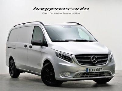 begagnad Mercedes Vito 119 7G-Tronic / Backkamera / Drag