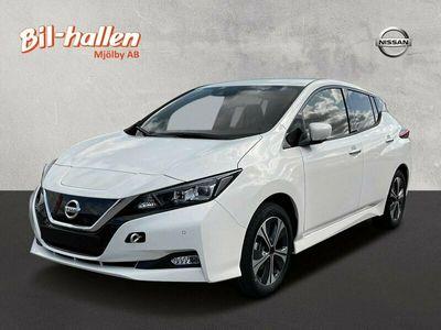 begagnad Nissan Leaf e N-Connecta MY20 62 kWh 2021, Halvkombi Pris 461 500 kr