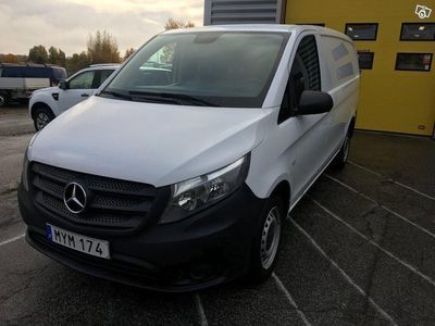 begagnad Mercedes Vito 111 d 114hk -16