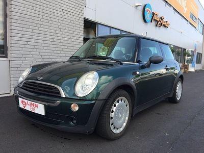 begagnad Mini ONE Hatch1,6 BESIKT 14000 MIL FIN BIL