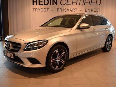 begagnad Mercedes C220 D 4M Kombi FL