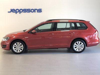 used VW Golf SPORTSCOMBI Sportcombi 1.4 TGI CNG 110hk Klimatanläggning, Parkeringssensorer