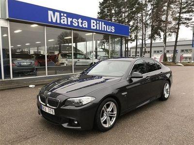 begagnad BMW 520 D M-Paket Automat Svensksåld