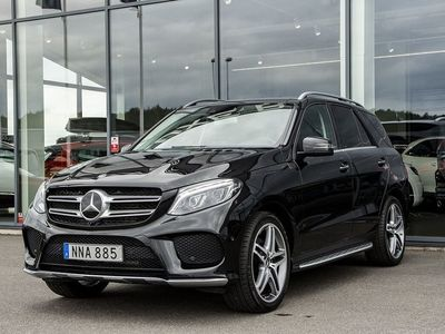 brugt Mercedes GLE350 AMG Distronic Plus Airmatic Panorama