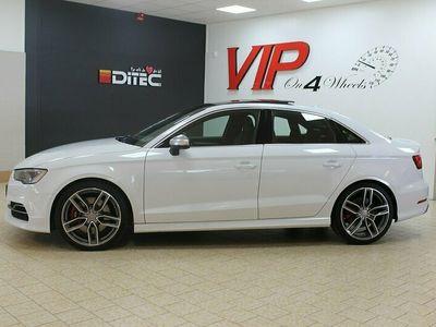 begagnad Audi S3 Sedan 2.0 (300hk)TFSI Quattro S Tronic GPS Panorama