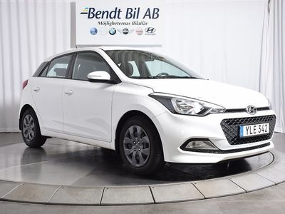 begagnad Hyundai i20 1.2 MOVE Euro 6 / 1 Ägare