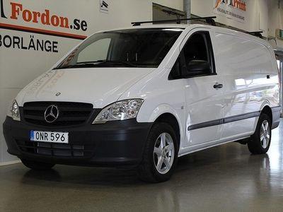begagnad Mercedes Vito Vito113 CDI W639 (136hk)