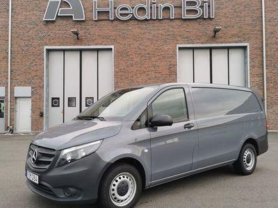 begagnad Mercedes Vito 111 CDI Skåp Lång