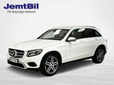 begagnad Mercedes GLC250 4M 4MATIC, v-hjul