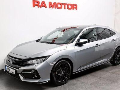 begagnad Honda Civic 1.5 Turbo Aut Sport Plus DEMO 2020, Halvkombi 279 900 kr
