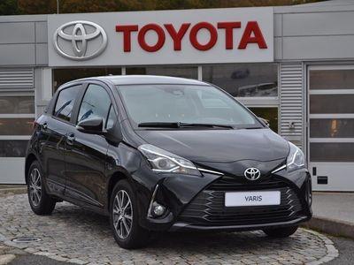 begagnad Toyota Yaris 1,5 5-D 111hk Y20 1mil
