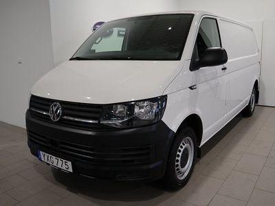 begagnad VW Transporter 340 TDI 150 DSG Drag Webasto 2018, Transportbil 299 900 kr