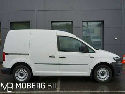 begagnad VW Caddy 2.0 TDI 75hk Värmare Dragkrok LEASBAR