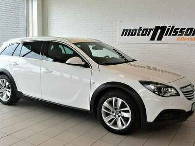 begagnad Opel Insignia Country Tourer 2.0 BiTurbo 4x4 Aut 195hk