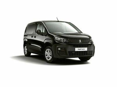 begagnad Peugeot Partner InBusiness L1 3,3m3 BlueHDi 130hk Automat